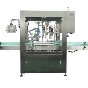 Machine de remplissage et de capsulage automatique de bouteilles de compte-gouttes