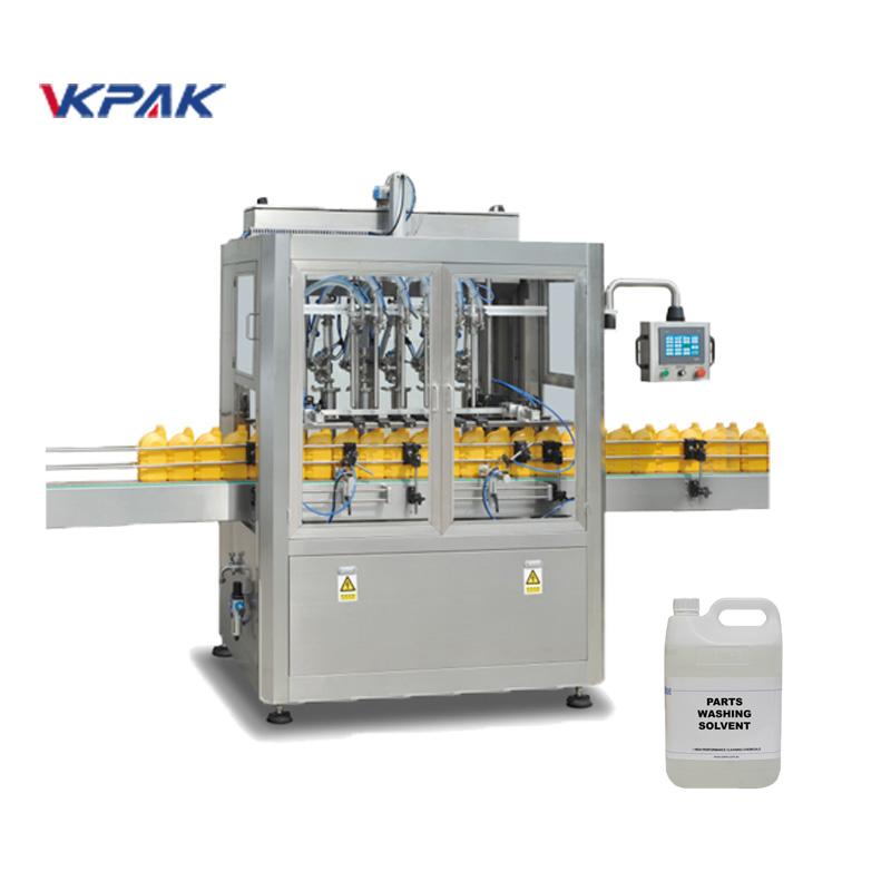 Machine de remplissage anti-déflagrante automatique pour les liquides inflammables