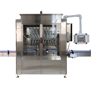 Machine de remplissage de liquide à gravité automatique