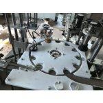 Machine automatique de cachetage et de capsulage de remplissage à chaud