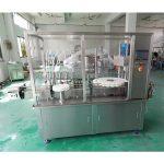 Machine de remplissage et de capsulage de sirop liquide oral automatique