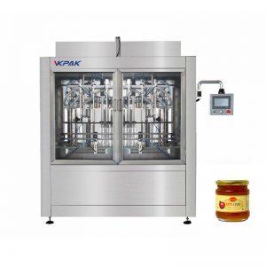 Machine de remplissage de sauce à piston automatique