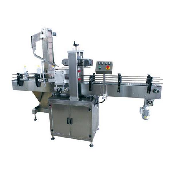 Machine de capsulage automatique à pression
