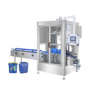 Machine de remplissage automatique de poids net