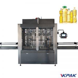 Machine de remplissage de bouteilles à piston