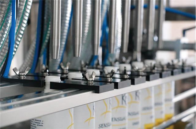 Détails de la machine de remplissage à piston