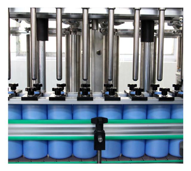 Détails de la machine de remplissage à piston 21