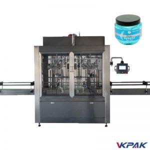 Remplisseur de piston pour servomoteur à gel désinfectant