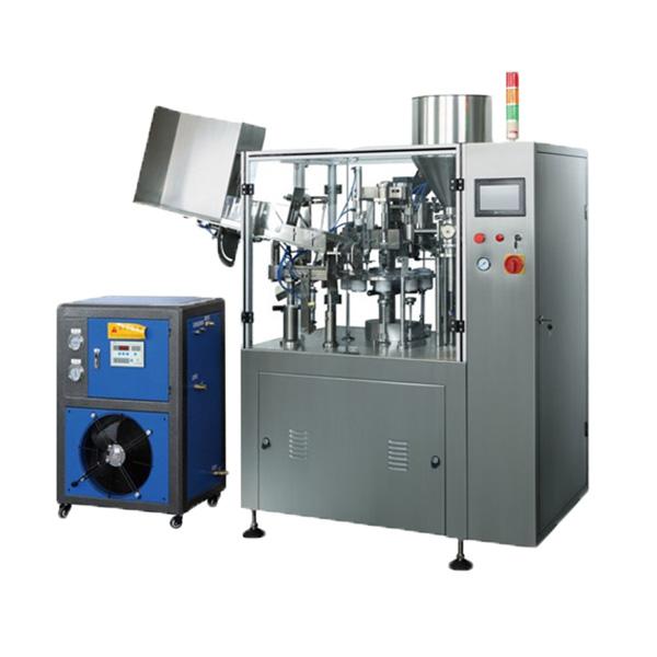 Machine de remplissage et de scellage de tubes
